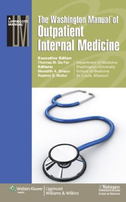 The Washington Manual? of Outpatient Internal Medicine
