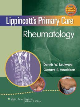 Lippincott's Primary Care Rheumatology