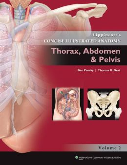 Lippincott's Concise Illustrated Anatomy: Thorax, Abdomen & Pelvis