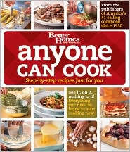 Anyone Can Cook DVD Edition: Step-by-Step Recipes Just for You: Step-by-Step Recipes Just for You