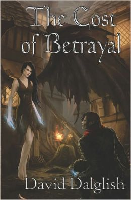 The Cost of Betrayal (Half-Orcs Series #2)