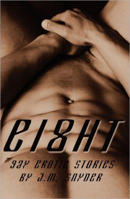 Eight: Gay Erotic Stories