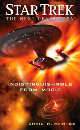 Star Trek The Next Generation: Indistinguishable from Magic