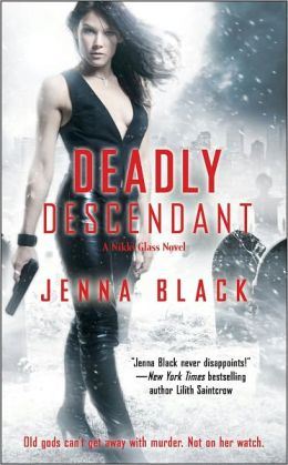 Deadly Descendant (Nikki Glass Series #2)