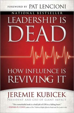 Leadership is Dead: How Influence is Reviving It