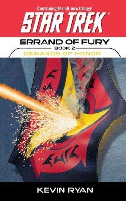 Errand of Fury Book Two: Demands of Honor