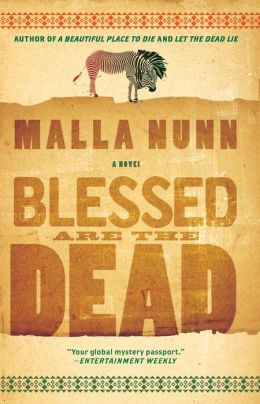 Blessed Are the Dead (Emmanuel Cooper Series #3)