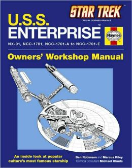 Star Trek: U.S.S. Enterprise: Haynes Manual