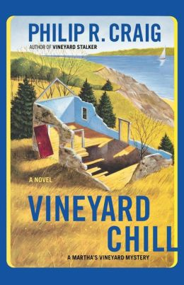 Vineyard Chill: A Martha's Vineyard Mystery