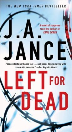 Left for Dead (Ali Reynolds Series #7)