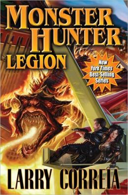 Monster Hunter Legion - Limited Signed Edition (Monster Hunter Series #4)