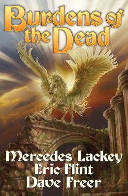 Burdens of the Dead (Heirs of Alexandria Series #4)