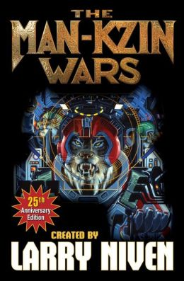 Man-Kzin Wars 25th Anniversary Edition
