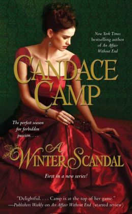 A Winter Scandal (Legend of St. Dwynwen Series #1)
