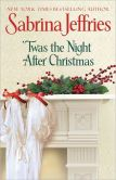 Book Cover Image. Title: 'Twas the Night After Christmas, Author: Sabrina Jeffries