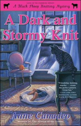 A Dark and Stormy Knit (Black Sheep Knitting Series #6)
