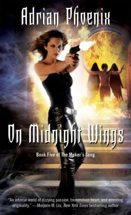 On Midnight Wings (Maker's Song Series #5)