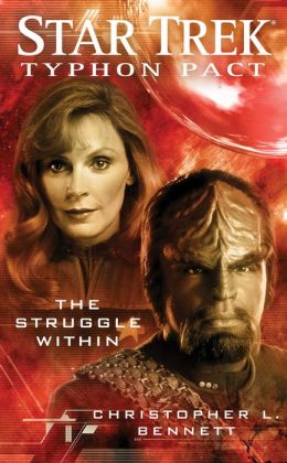 Star Trek Typhon Pact - The Struggle Within