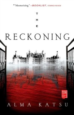 The Reckoning (Taker Trilogy #2)