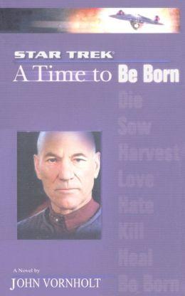 Star Trek: The Next Generation: Time #1