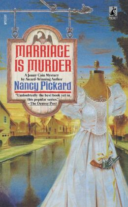Marriage Is Murder (Jenny Cain Series #4)