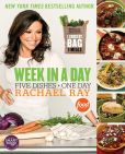 Book Cover Image. Title: Week in a Day, Author: Rachael Ray