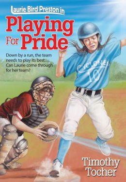 Playing for Pride: Down by a run, the team needs to play its best... Can Laurie come through for her team?