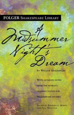 A Midsummer Night's Dream (Folger Shakespeare Library Series) (PagePerfect NOOK Book)