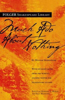 Much Ado about Nothing (Folger Shakespeare Library Series) (PagePerfect NOOK Book)