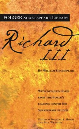 Richard III (Folger Shakespeare Library Series) (PagePerfect NOOK Book)