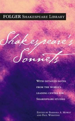 Shakespeare's Sonnets (Folger Shakespeare Library Series) (PagePerfect NOOK Book)