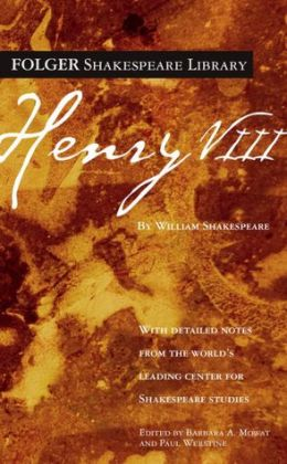 Henry VIII (Folger Shakespeare Library Series) (PagePerfect NOOK Book)