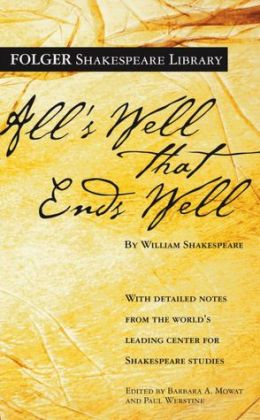 All's Well That Ends Well (Folger Shakespeare Library Series) (PagePerfect NOOK Book)