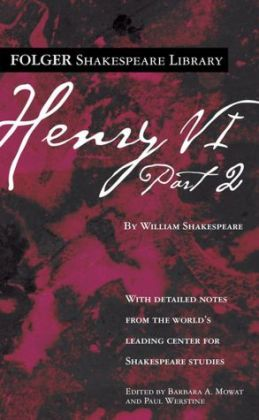 Henry VI, Part 2 (Folger Shakespeare Library Series) (PagePerfect NOOK Book)