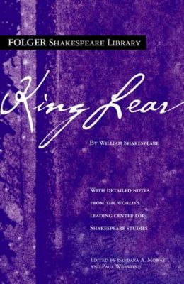 King Lear (Folger Shakespeare Library Series) (PagePerfect NOOK Book)