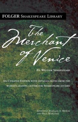 The Merchant of Venice (Folger Shakespeare Library Series) (PagePerfect NOOK Book)