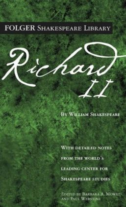 Richard II (Folger Shakespeare Library Series) (PagePerfect NOOK Book)