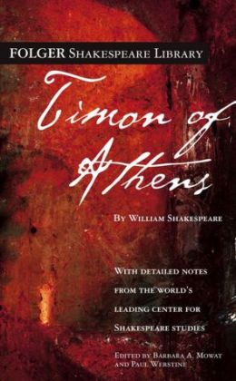 Timon of Athens (Folger Shakespeare Library Series) (PagePerfect NOOK Book)