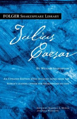 Julius Caesar (Folger Shakespeare Library Series) (PagePerfect NOOK Book)