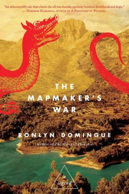 The Mapmaker's War (Keeper of Tales Trilogy #1)