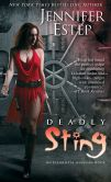 Book Cover Image. Title: Deadly Sting (Elemental Assassin Series #8), Author: Jennifer Estep