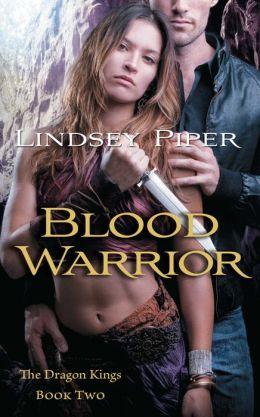 Blood Warrior (Dragon Kings Series #2)