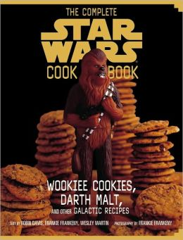 Star Wars Cookbook: A Barnes and Noble Exclusive!
