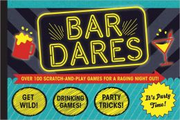 Bar Dares: Over 100 Scratch-And-Play Tickets For a Raging Night Out!