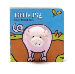 Little Pig: Finger Puppet Book