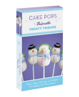 Cake Pops: Frosty Friends