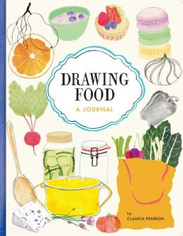 Drawing Food: A Journal