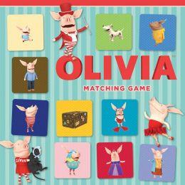 Olivia Matching Game