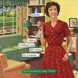 Book Cover Image. Title: 2014 Anne Taintor Wall Calendar, Author: Anne Taintor
