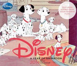 2014 Disney Box Calendar